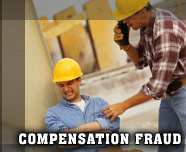 compensation fraud Mays Hill